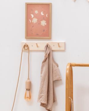 Blanke houten stekker lamp kopen?